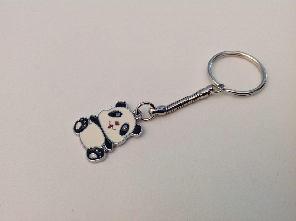 chaveiros divertidos desenhos animados chaves celular panda. Carregando  zoom. 47d1ea0334