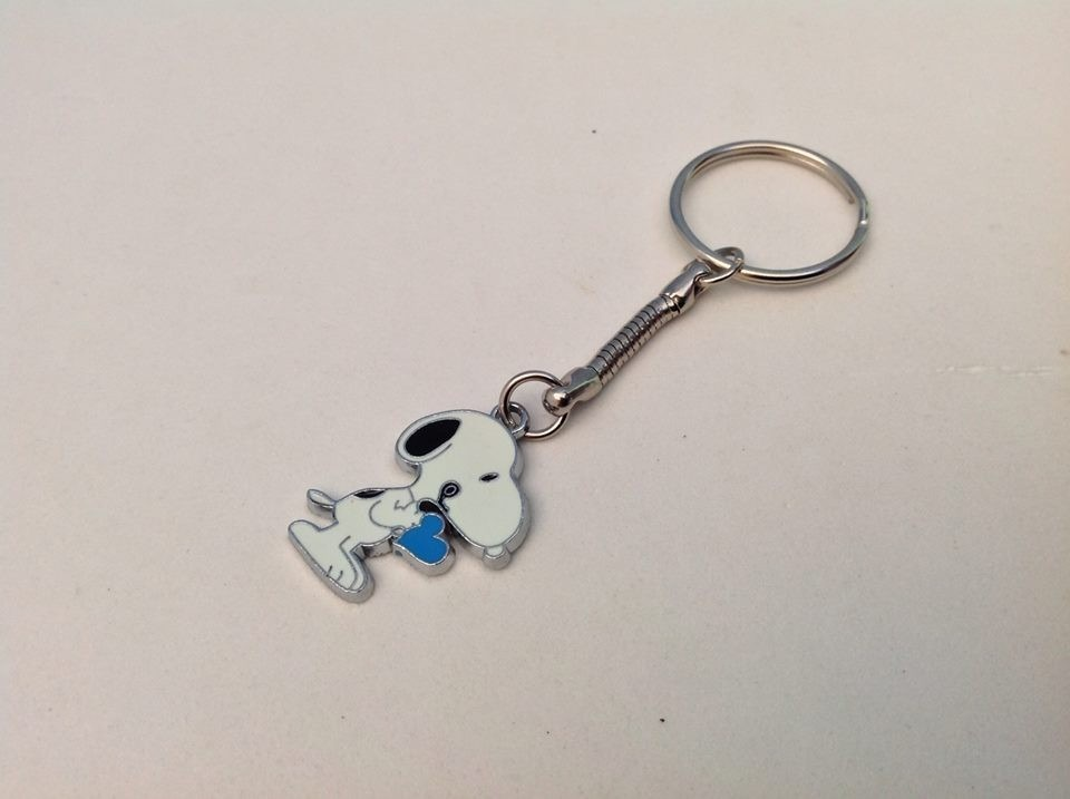 chaveiros divertidos desenhos animados chaves snoopy azul. Carregando zoom. 4c27a42d47