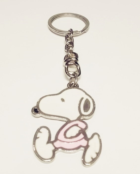 870db9d74c26b Chaveiros Divertidos Desenhos Snoopy  - R  11,99 em Mercado Livre