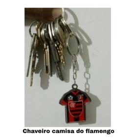 5843c647dd4c3 Flamengo - Chaveiros de Futebol no Mercado Livre Brasil
