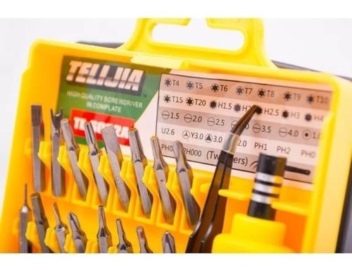chaves precisão imantadas manutenção de notebook 32 peças