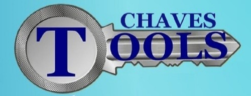chaves virgens/ kit chaveiro profissional / chaves 200 unid