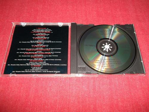 chayanne - provocame cd nacional edicion 1992 mdisk