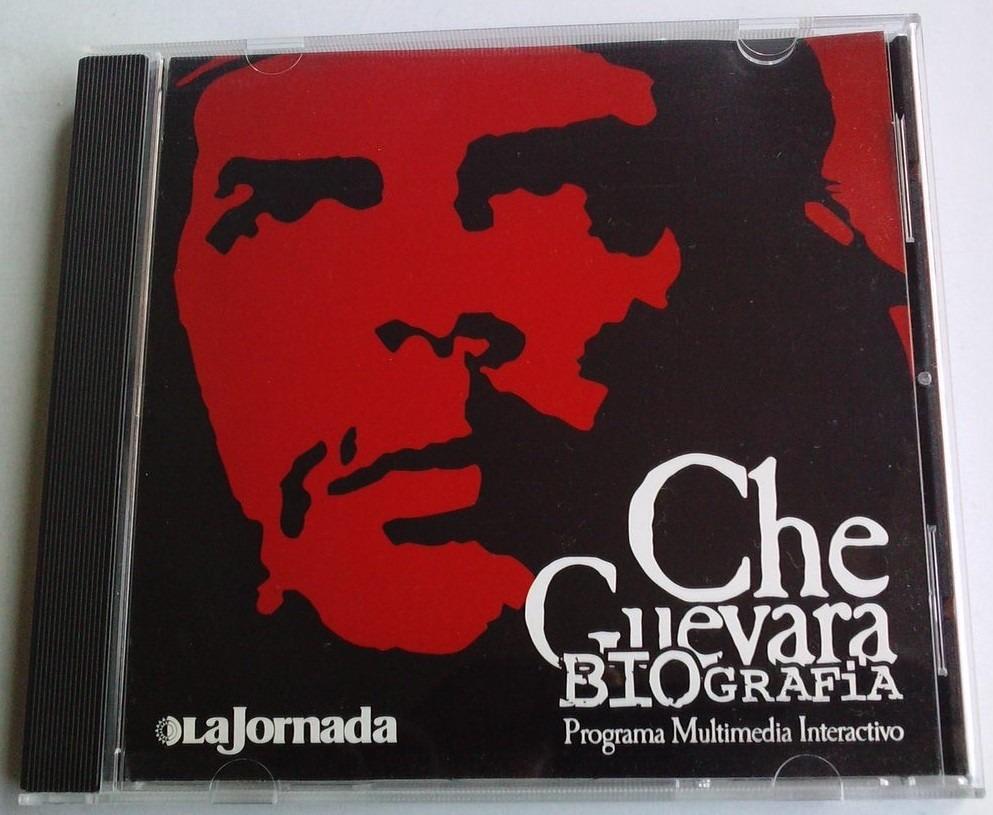 che guevara biografia programa multimedia cd rom made mexico