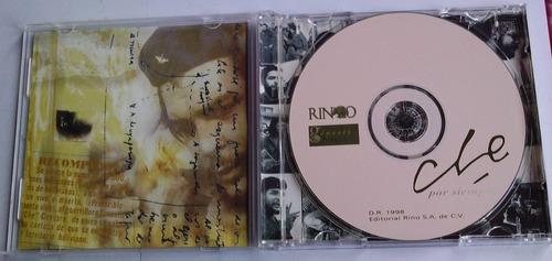 che guevara por siempre ¡ genesis multimedia cd rom año 1998