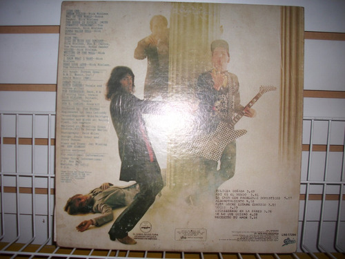 cheap trick - dream police lp vinil nacional en buen estado