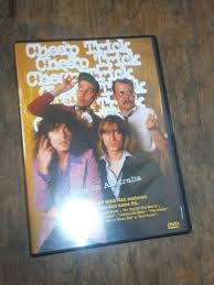 cheap trick live in australia dvd