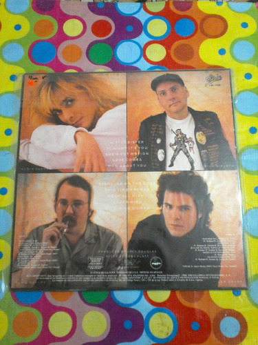 cheap trick lp standing on the edge 1985.