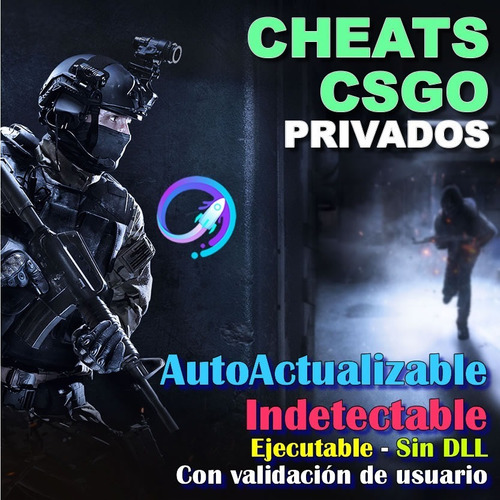 cheats hacks csgo privado prime indetectable + skin changer