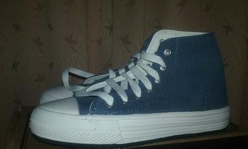 cheeky zapatillas botas 30 unico par nuevo!