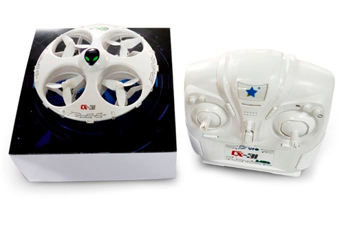 cheerson cx-31 2.4g 6-axis 3d eversion with headless mode rc