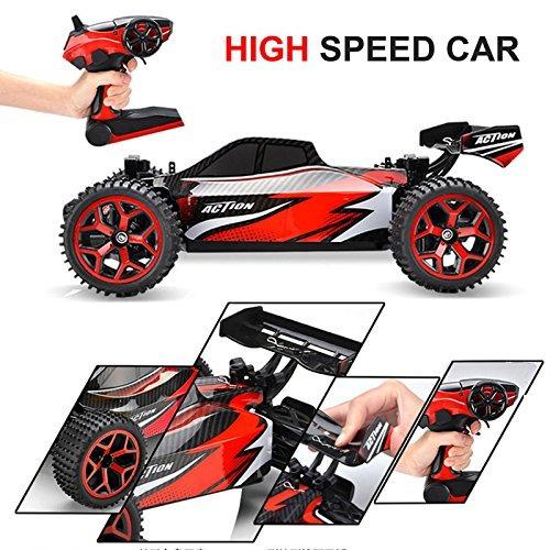cheerwing 4 wd rc coche todoterreno vehiculo 1 18 24 ghz con