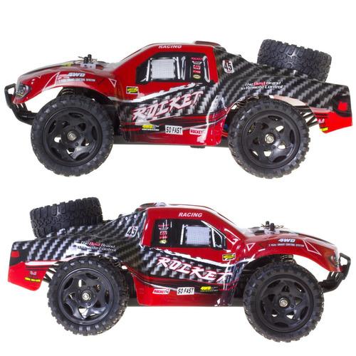 cheerwing remo rocket rc truck 1:16 2.4ghz 4wd coche de c