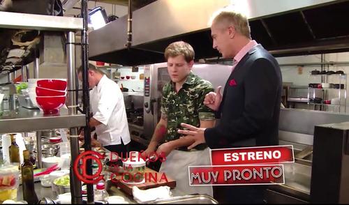 chef con experiencia a domicilio
