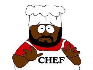 chef de south park