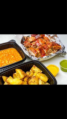 chef servicio catering caja china pedidos