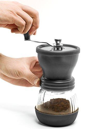 chefs star supreme manual de molinillo de café de cerámica