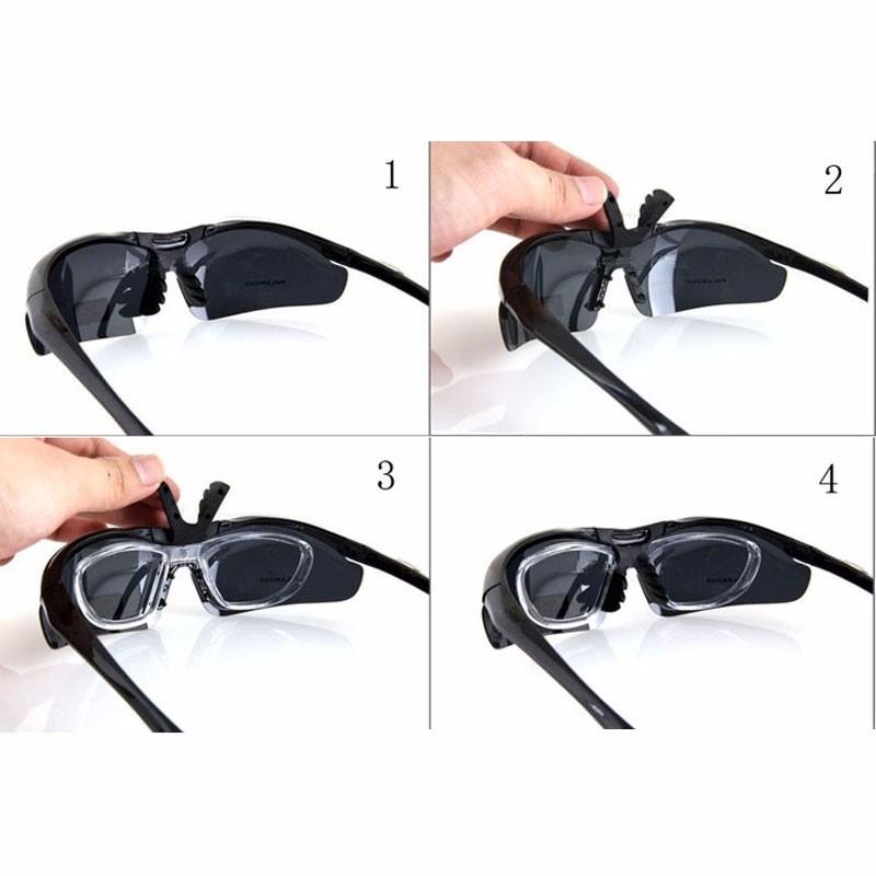 8fff01a7751af chegou os óculos ciclista oakley 5 lentes kit esportivo ! Carregando zoom.