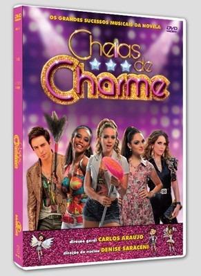 cheias de charme - dvd - original