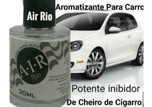 cheiro carro novo, 120 ml considerado dos melhores/ air rio