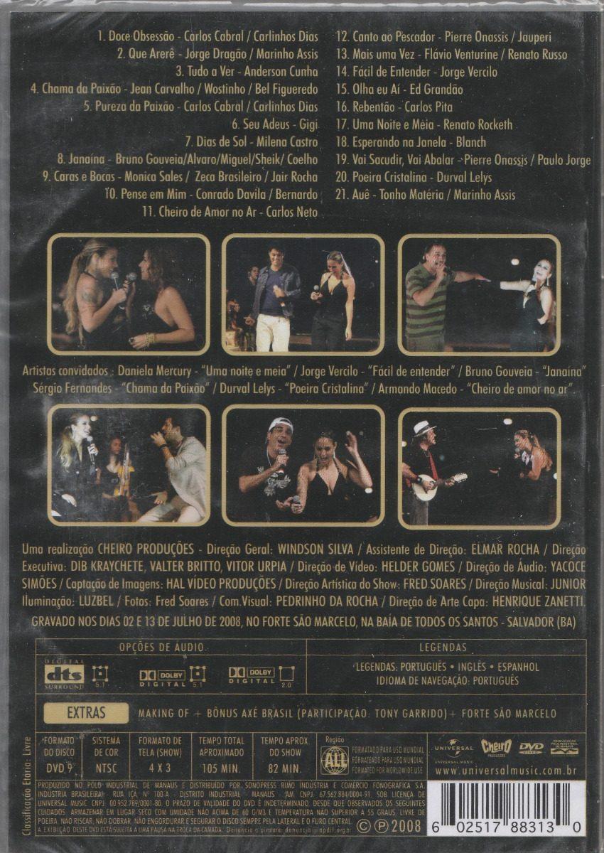 AUDIO AMOR CHEIRO ACUSTICO BAIXAR DVD DE