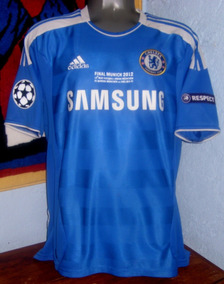 on sale 2ffb8 d9a94 Chelsea adidas Campeon Champions League 2012 Fernando Torres