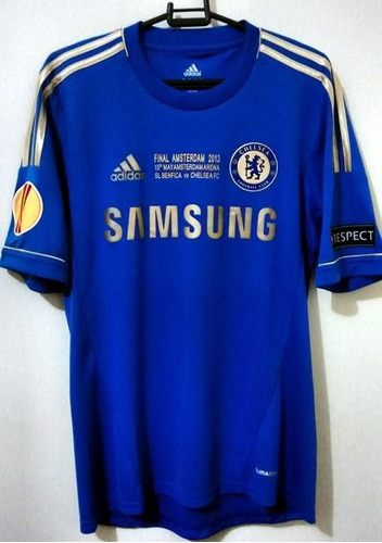 chelsea home 20122013 ivanovic europa league final amsterdam