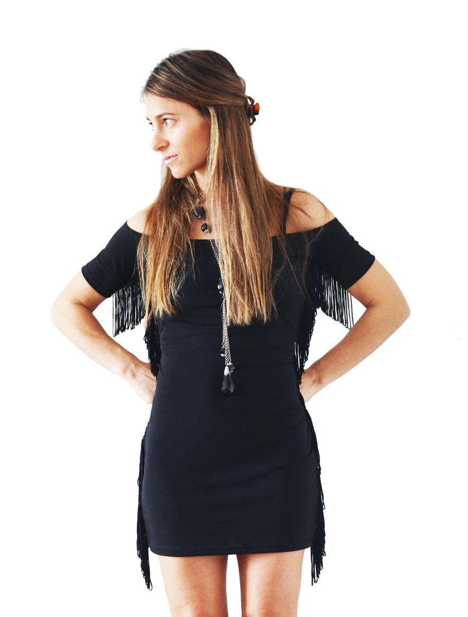 3b2a8c72f chelsea market vestido flecos mujer camisas vestido corto. Cargando zoom.