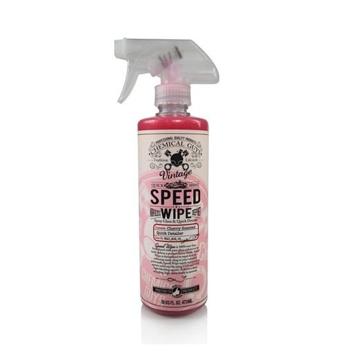 chemical guys speed wipe quick detailer resaltador de brillo