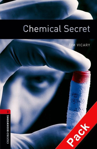 chemical secret - stage 3 - oxford bookworms with cd