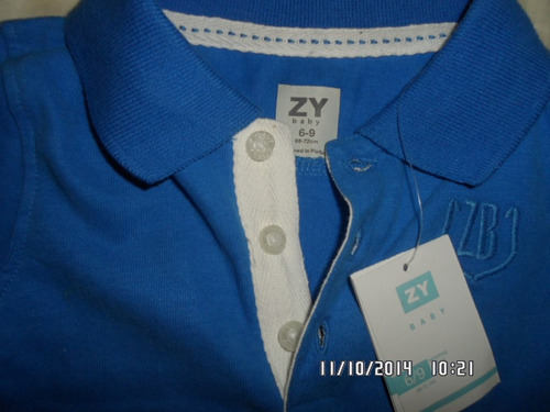 chemise bebe zy portugal