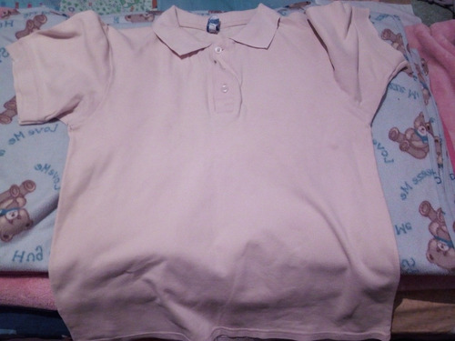 chemise beige talla 16