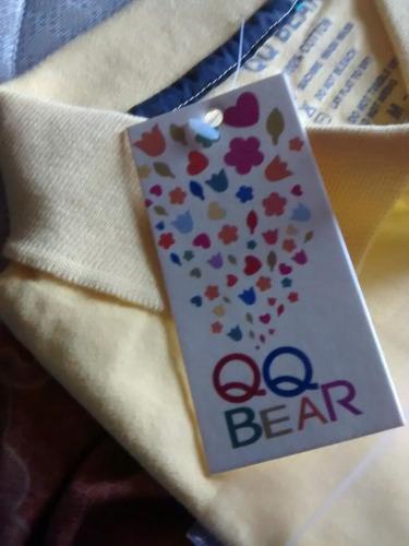 chemise qq bear