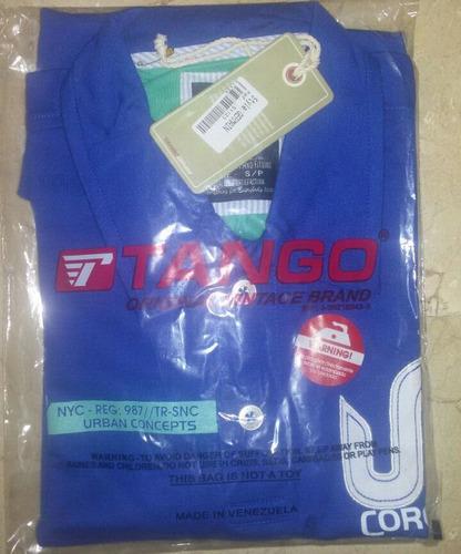 chemise tango talla s