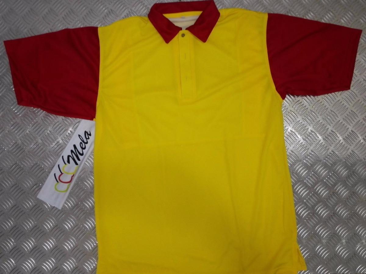 3c20f3a591 Chemise Tipo Columbia Unisex Amarillo Con Rojo T-m - Bs. 1.000,00 en ...