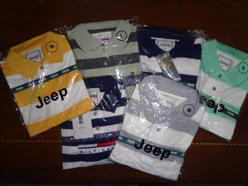 chemise tommy , jeep para caballeros