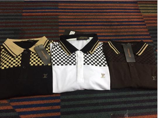 b7c759d40b28 Chemises Louis Vuitton   Armani Originales Para Caballeros - Bs. 127 ...