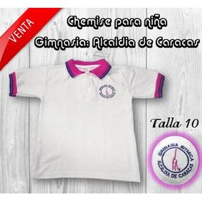 6494da9723c92 Chemise Camisa Franela Para Niña Gimnasia Ritmica Uniforme. Bs. 7.280