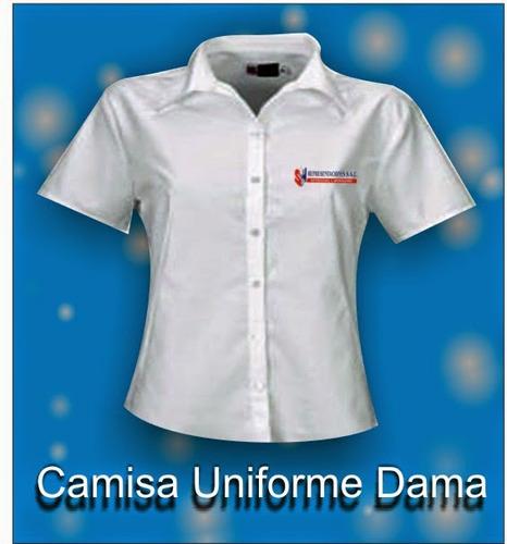 chemises y uniformes p.o.p franelas