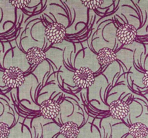 chenille alice de tapiceria pesada.
