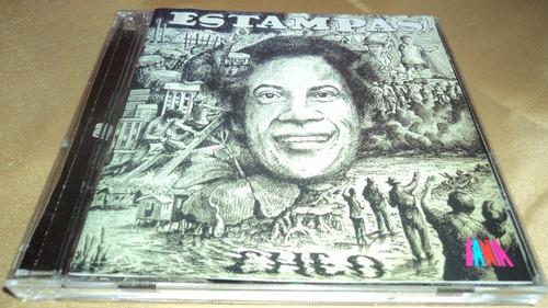 cheo feliciano - estampas cd discos fania coleccion