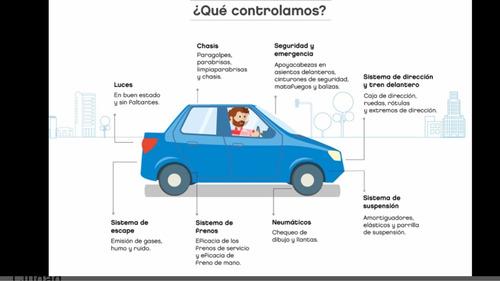 chequeo de vehículo a domicilio antes de concretar compra