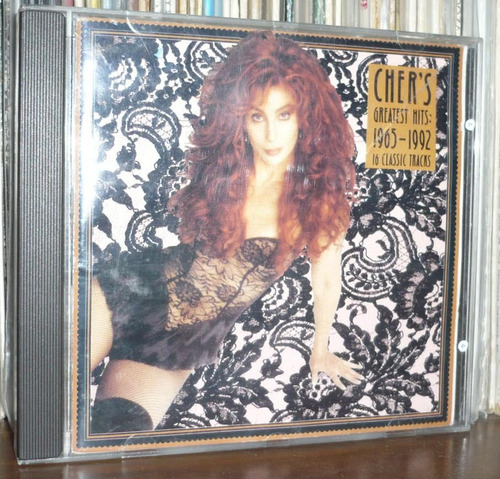 cher cd greatest hits 1965 1992 hecho en mexico