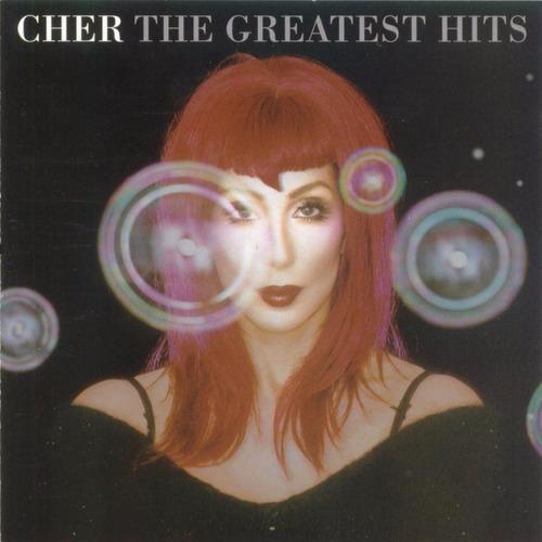 cher - the greatest hits - cd original 1999 c5