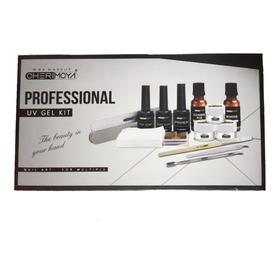 Cherimoya Professional Uv Gel Kit Uñas Uso Profesional