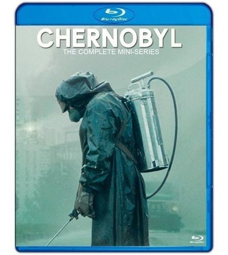 chernobyl, bluray,temporada unica.