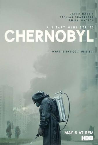 chernobyl seríe completa