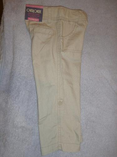 cherokee calça infantil menina,importada,5 anos nova