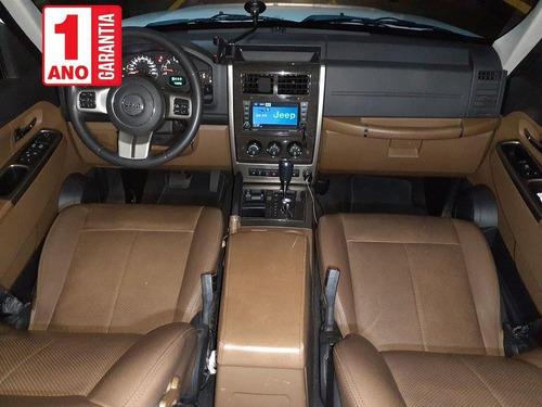 cherokee limited 3.7 4x4 v6 12v aut.