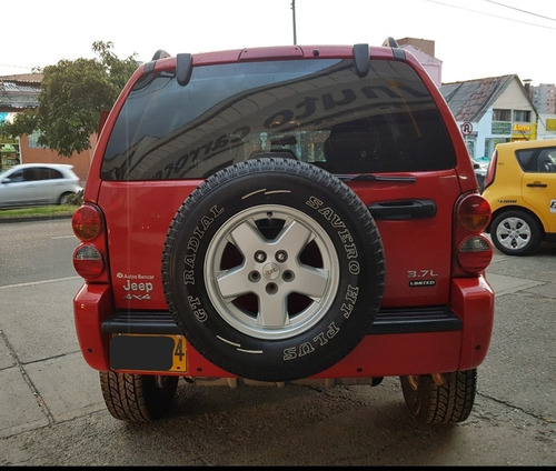 cherokee limited 3.7cc automatica